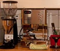 Min kaffehörna