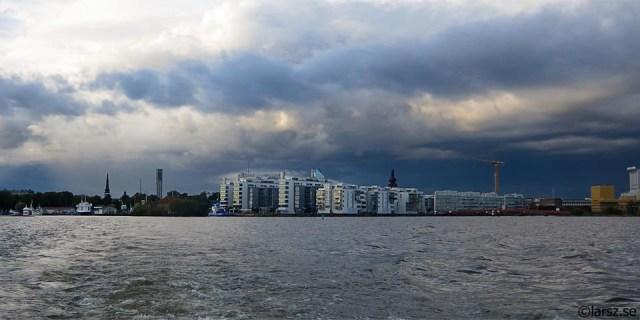 Mörka moln över Västerås