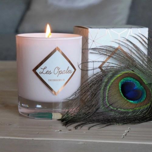 de-luxe candle