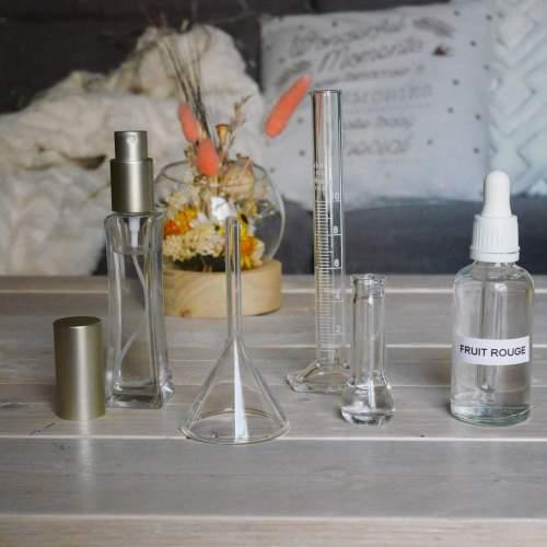 making her perfume