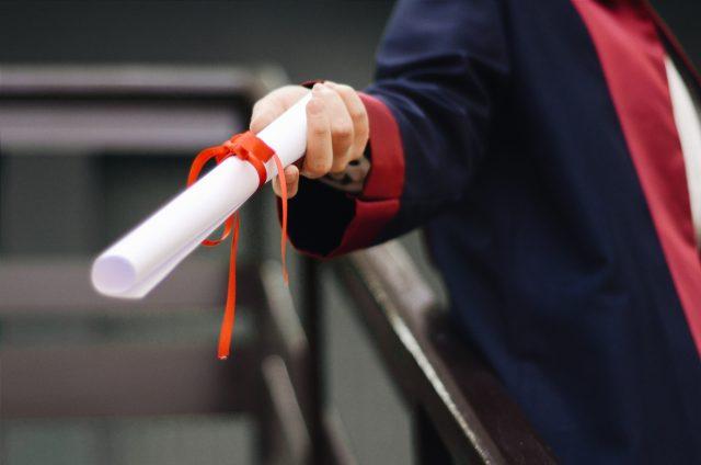Direction l'obtention de votre diplôme