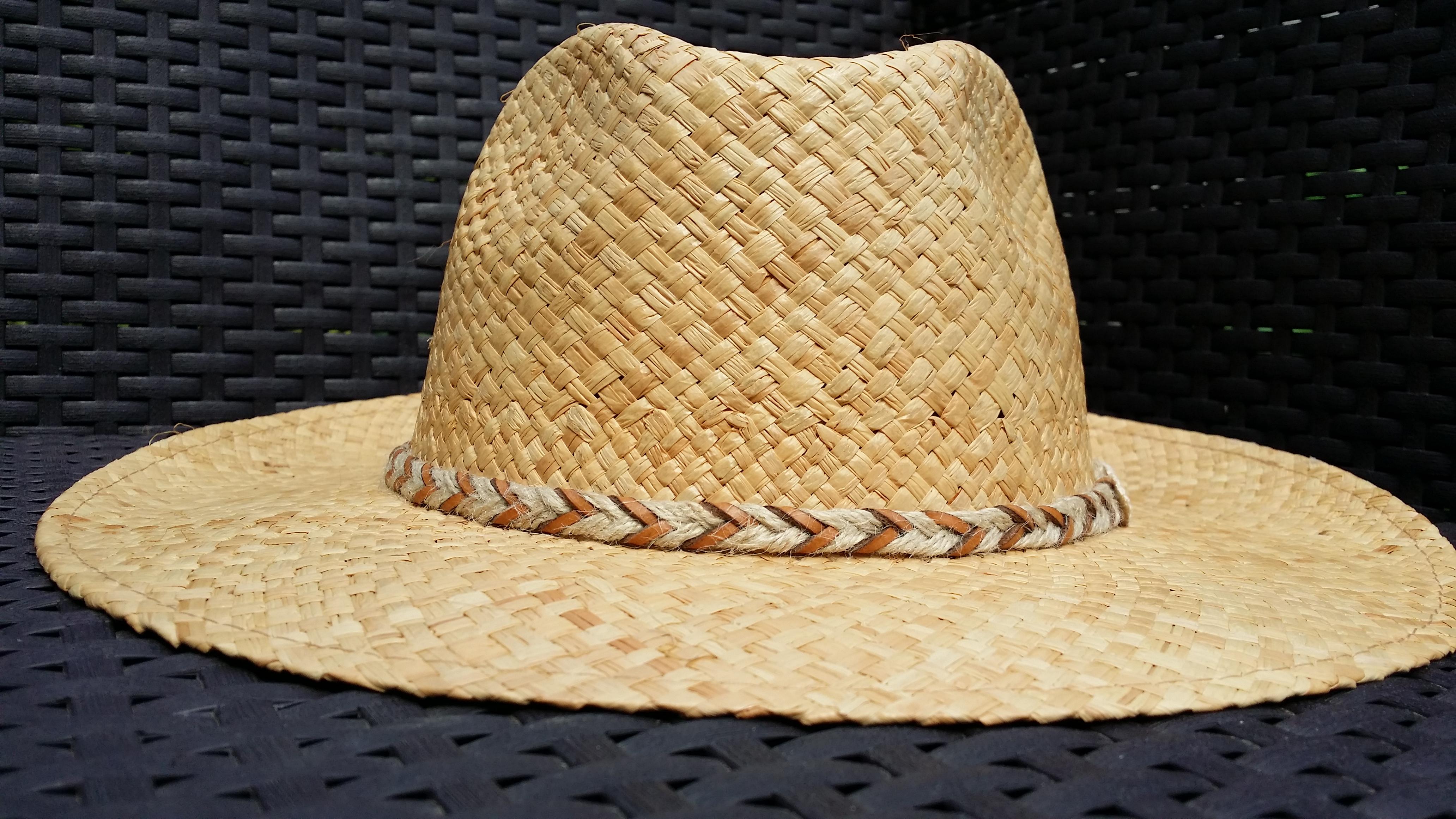 chapeau de paille homme nathan raphia naturel. Black Bedroom Furniture Sets. Home Design Ideas