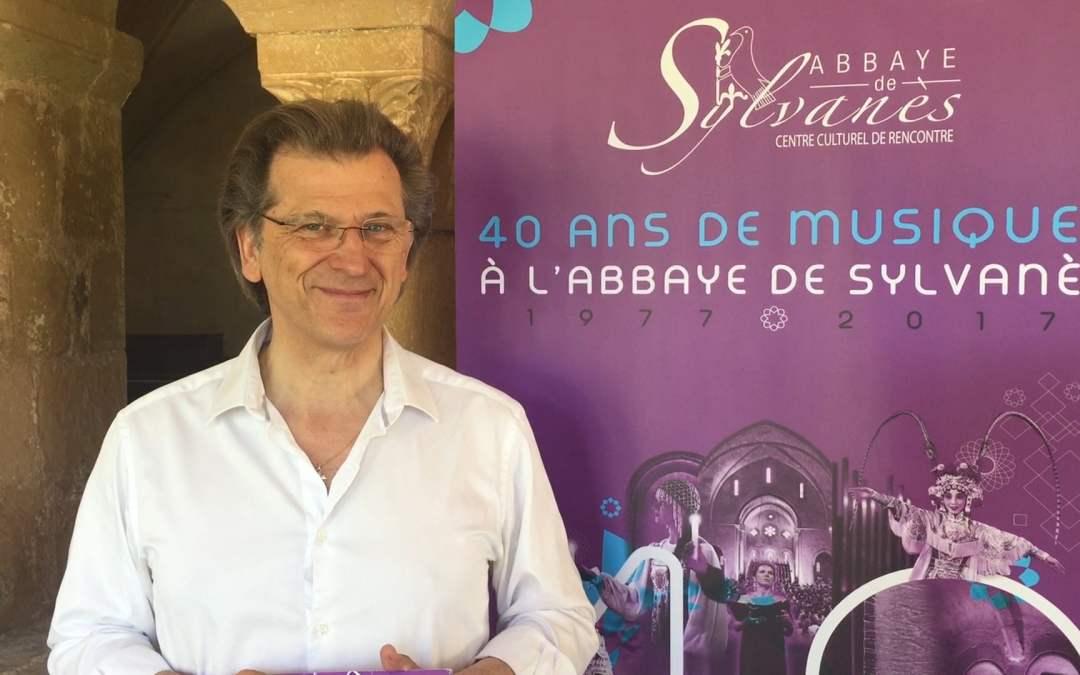 Entretien avec Michel Wolkowitsky Directeur Artistique du festival de l'Abbaye de Sylvanès