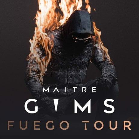 Maître Gims annoncé à la Sud De France Aréna le 24 mars 2019