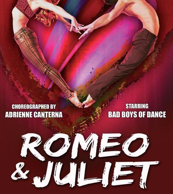 Jouez et remportez des places pour assister au spectacle de Roméo & Juliet By Rock The Ballet le mercredi 21 mars au Corum à Montpellier
