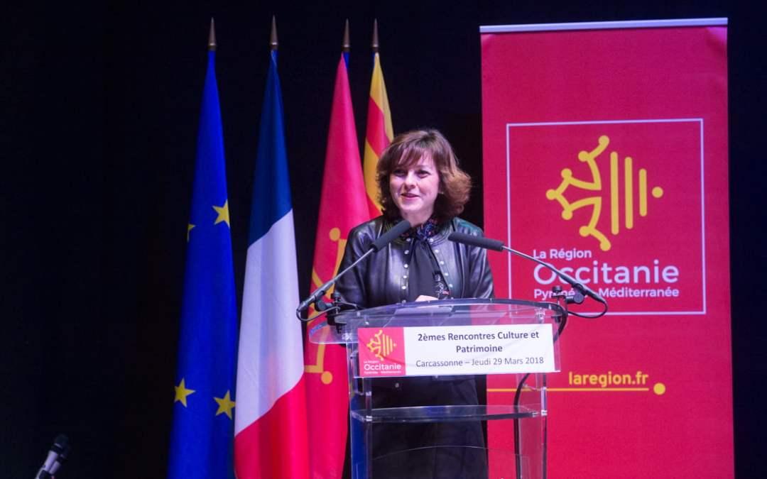 2èmes Rencontres Culture et Patrimoine en Occitanie