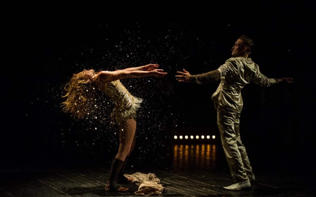 «La Dévorée», un spectacle étonnant et enthousiasmant au Théâtre de l'Archipel à Perpignan