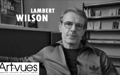 Interview de Lambert Wilson