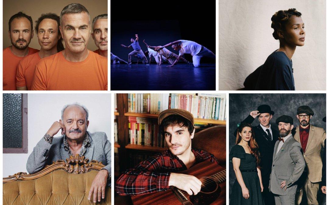 Billetterie ouverte pour les concerts de La Cigalière à Sérignan