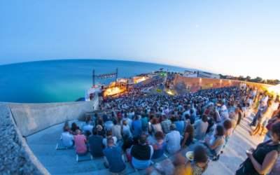 Cinéma au Théâtre de la Mer : le programme jusqu'au 14 juillet