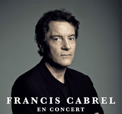 Deux dates pour Francis Cabrel au Théâtre antique de Vaison La Romaine