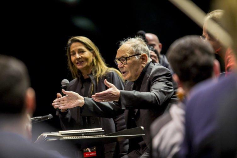 Ennio Morricone: Adieu Maestro et merci!