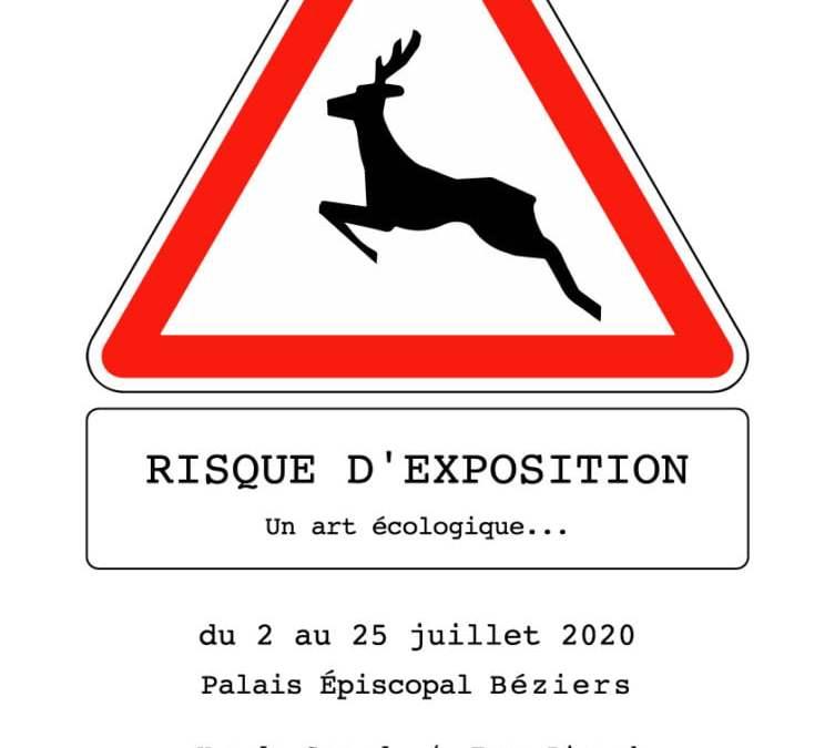 «Risque d'exposition» : un art écologique à découvrir au Palais épiscopal de Béziers