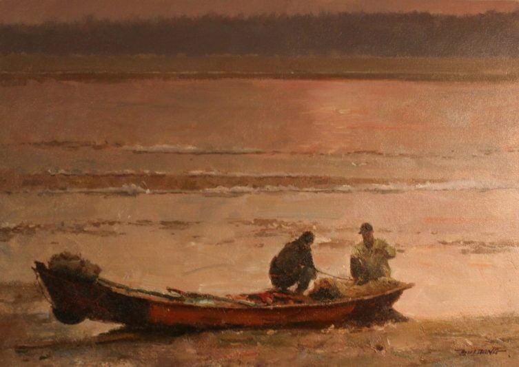 «De la Terre au Ciel» : découvrez l'artiste Dong Baichuan au musée chinois du quotidien à Lodève