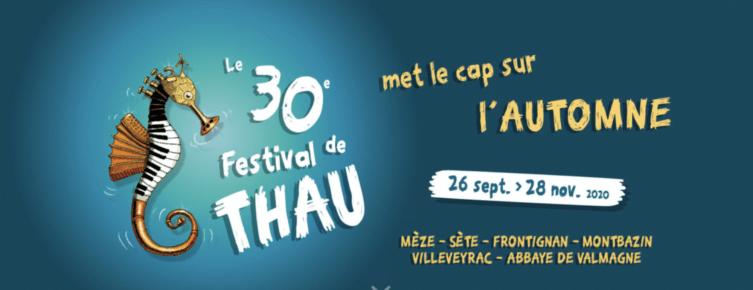 Affiche Festival de Thau