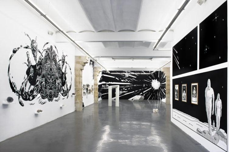 Découvrez l'univers dessiné de Jimmy Richer au FRAC à Montpellier