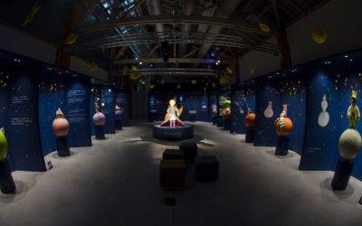 Toulouse : L'Envol des Pionniers accueille une exposition sur Saint-Exupéry et le Petit Prince