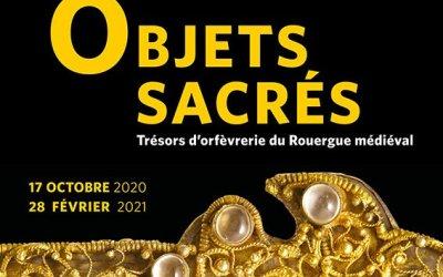 Découvrez «Objets sacrés» : une expo sur les trésors d'orfèvreries au musée Fenaille à Rodez