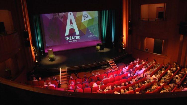 Théâtre Jean Alary à Carcassonne : modification de programme en novembre