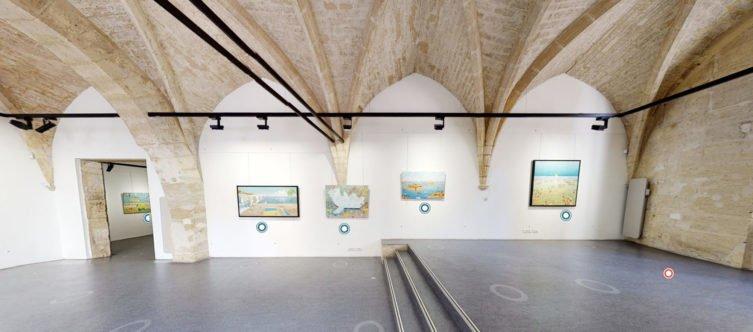 Montpellier : l'espace Saint-Ravy vous propose des visites virtuelles de ses anciennes expositions