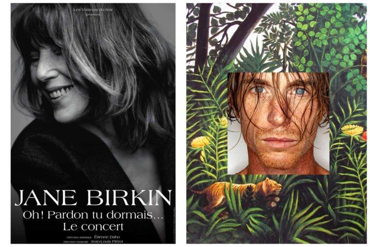 Jane Birkin et Ben Mazué annoncés en concerts au Corum de Montpellier en 2021
