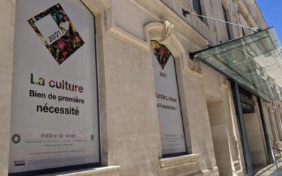 Théâtre de Nîmes : certains spectacles du mois de novembre pourraient être reportés