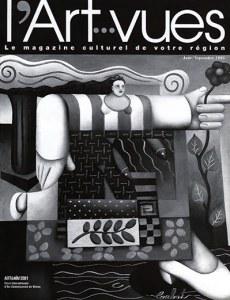 ART VUES AOUT SEPTEMBRE 2001