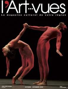 ART VUES OCTOBRE NOVEMBRE 2008