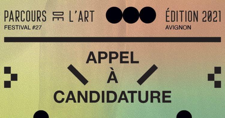 Avignon : le Parcours de l'art lance un appel à candidature pour sa 27ème édition