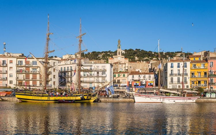 Sète ne sera finalement pas la première capitale de la culture française