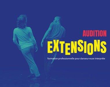 Extensions La Place de la Danse