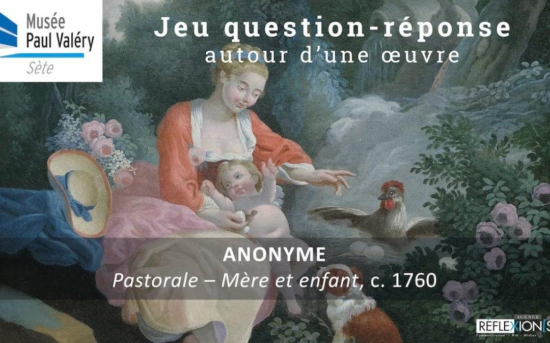 Le Musée Paul Valéry de Sète crée un Jeu question-réponse autour d'une oeuvre
