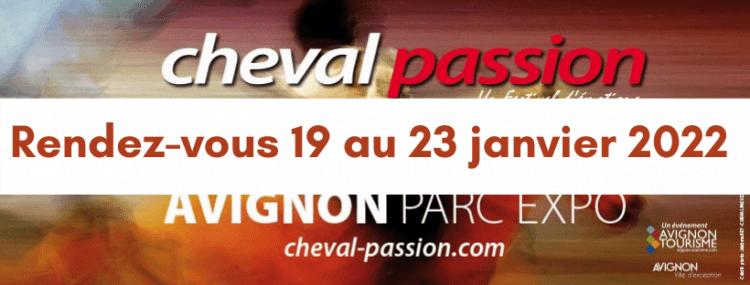 Avignon : le salon Cheval Passion repoussé à janvier 2022