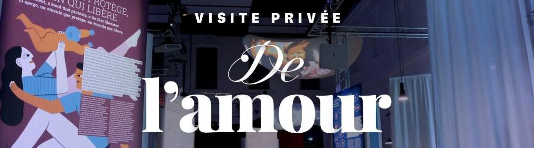 Toulouse : découvrez la visite privée et virtuelle de l'expo «De l'amour» au Quai des Savoirs