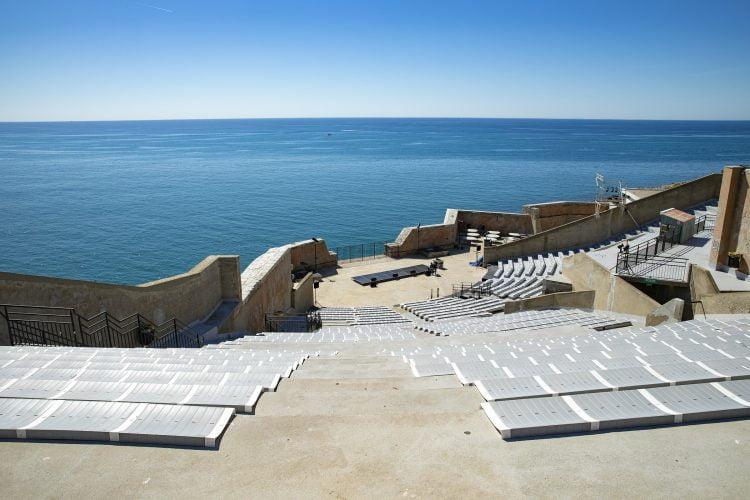 Sète : les festivals d'été se tiendront finalement au Théâtre de la Mer