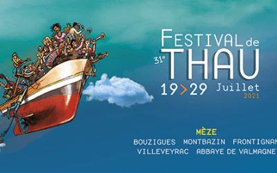 Festival de Thau : la 31ème édition annoncée du 19 au 29 juillet
