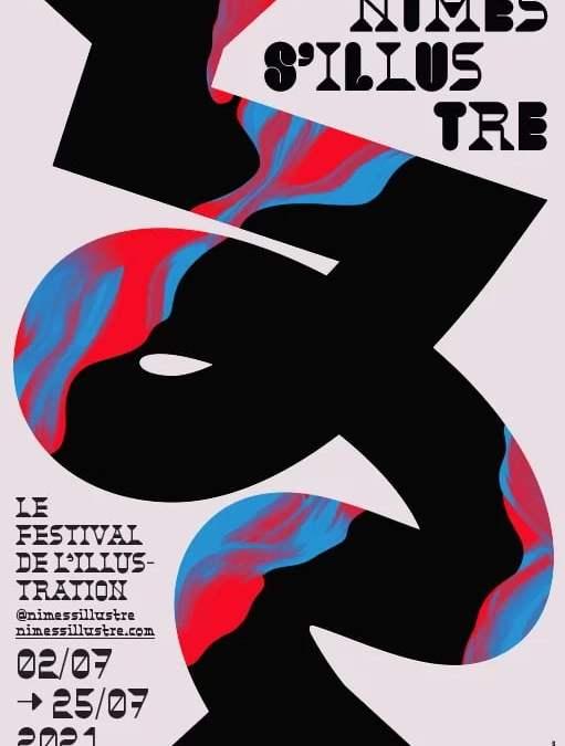 Nîmes s'illustre : le festival dédié à l'illustration se déploiera à Nîmes du 2 au 25 juillet