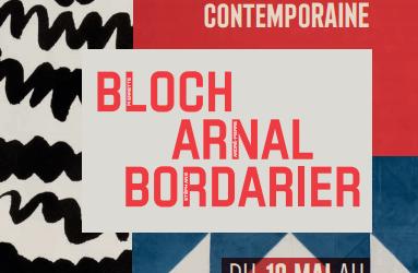 Montpellier : au musée Fabre, la «Saison contemporaine» présente Pierrette Bloch, André-Pierre Arnal et Stéphane Bordarier