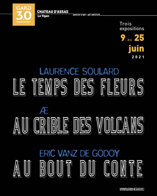 Le Vigan : le château d'Assas accueillera trois expositions du 9 au 25 juin