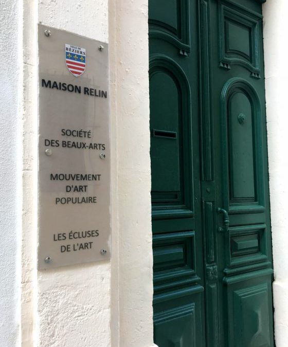 Béziers : Relin, un nouvel espace d'exposition porté par Les Écluses de l'Art