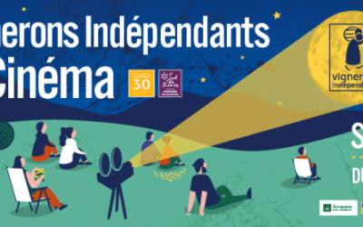 Gard : les Vignerons indépendants font leur cinéma du 1er au 9 juillet
