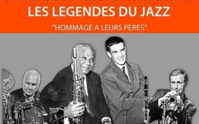 Nîmes : le Labory Jazz Club Production sort un disque collector autour des «Légendes du Jazz»