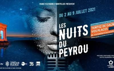 Montpellier : des milliers de places à gagner pour des concerts de France Télévisions au Peyrou !