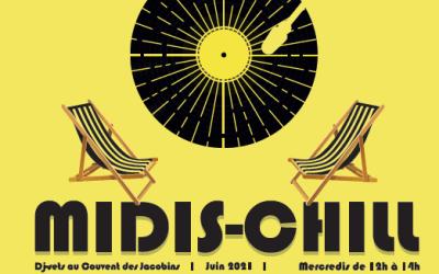 Toulouse : tous les mercredis de juin profitez des «Midis-Chill» au couvent des Jacobins