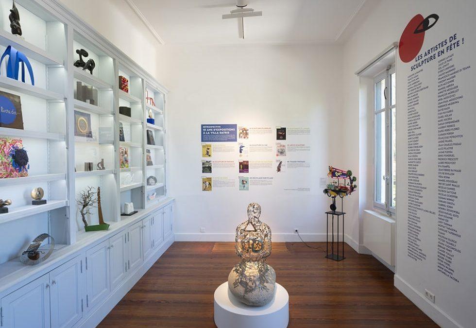 L'Isle-sur-la-Sorgue : la Fondation Villa Datris présente son exposition «Sculpture en fête !» jusqu'au 1er novembre