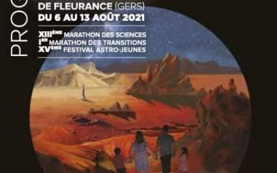 Fleurance : le Festival d'Astronomie sera à découvrir du 6 au 13 août, on vous présente sa belle programmation