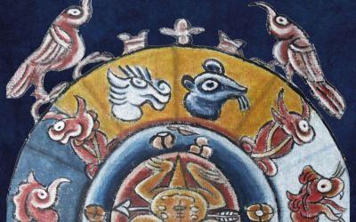 Figeac : exposition sur la culture divinatoire dongba au musée Champollion jusqu'au 26 septembre