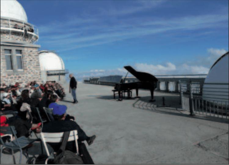 Bagneres-de-Bigorre : festival de musique classique Piano Pic du 18 au 29 juillet