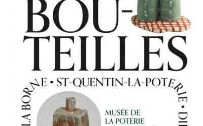 St-Quentin-La-Poterie : expo « La bouteille dans tous ses éclats » au musée de la poterie jusqu'au 12 septembre