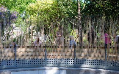 Narbonne : «L'art sous les arbres» une exposition d'oeuvres écologiques dans les jardins de la ville